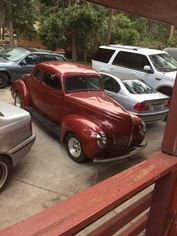 1939 Ford Business Coupe
