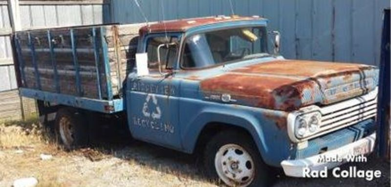 1959 Ford F350