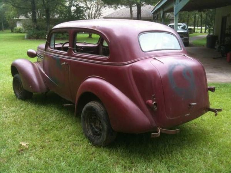 1938 Chevrolet Sedan For Sale in Cadillac, Michigan | Old