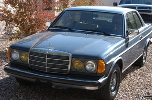 1983 Mercedes Benz 300CD