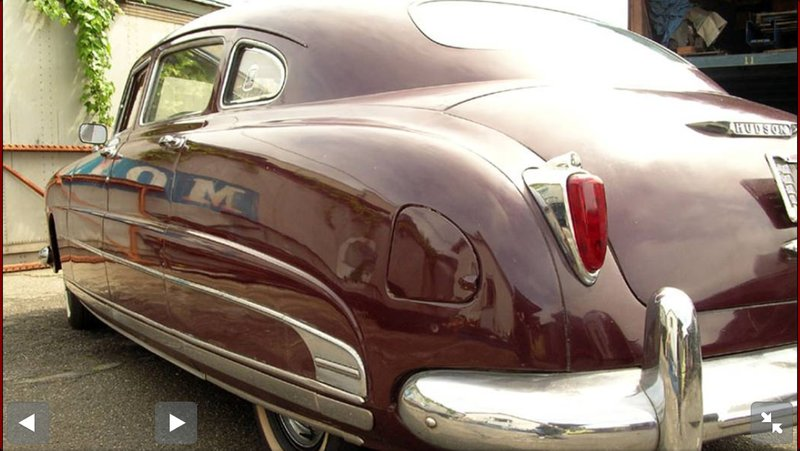 1948 Hudson Commodore