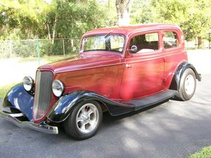 1933 Ford vicky