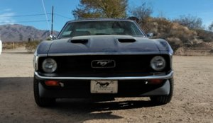 1971 Ford Mustang. Mach1