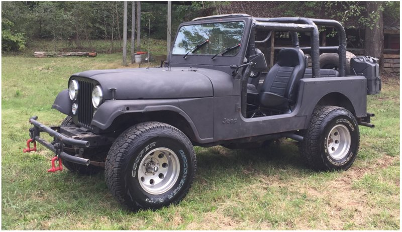 1976 jeep cj-7 for sale by owner - bear creek , north carolina