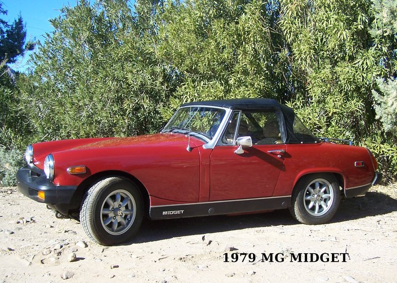 Not 1979 brake cylinder master mg midget are absolutely