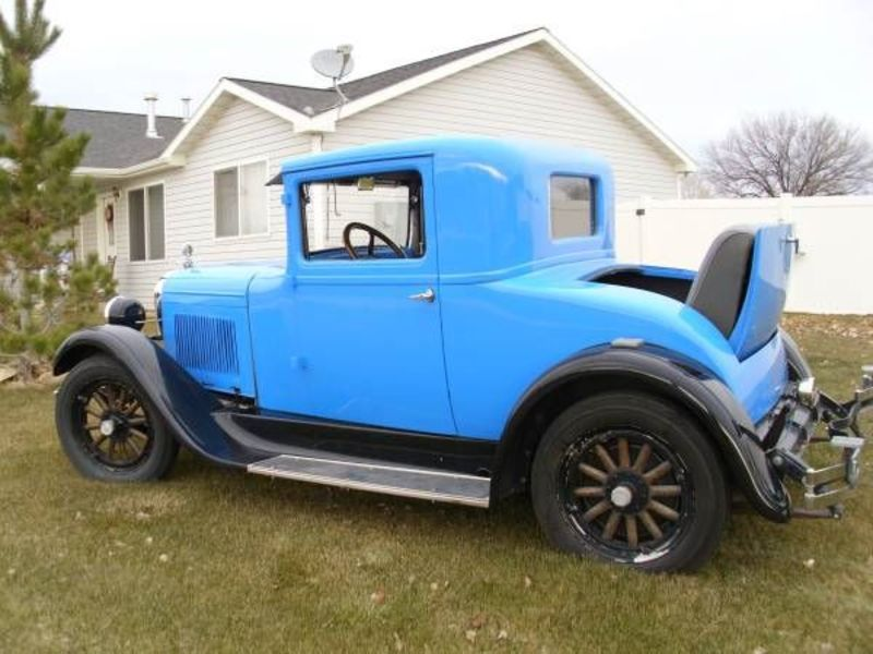 1927 Dodge Coupe