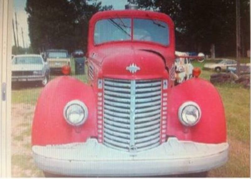 1947 International Fire Truck