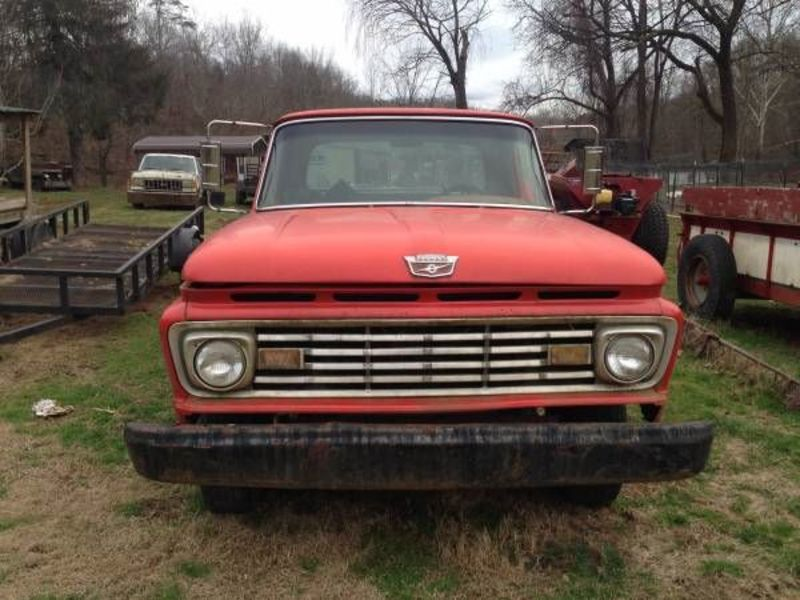 1963 Ford Flatbed