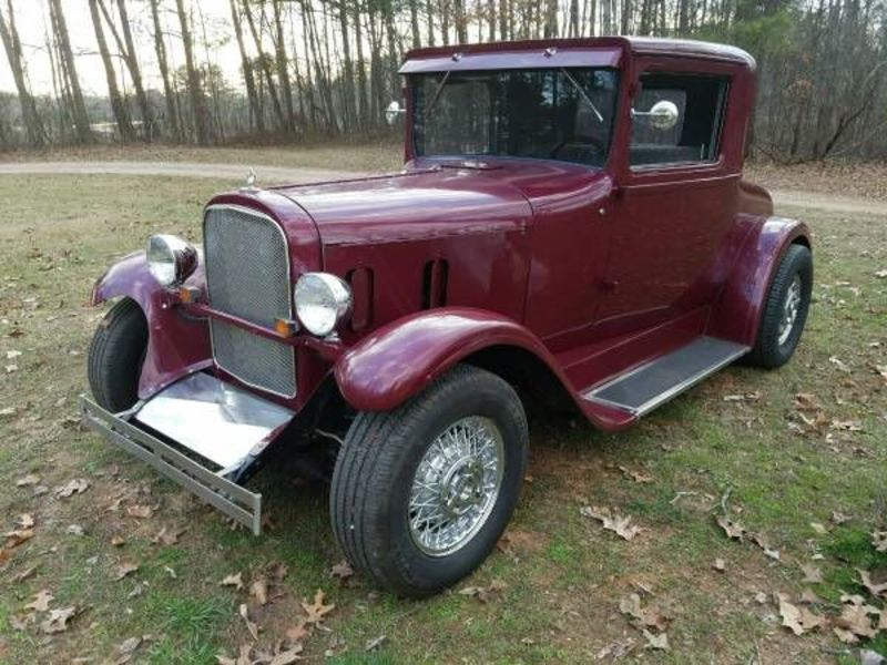 1928 Dodge Coupe