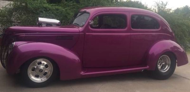 1939 Ford Hot Rod