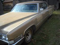 1969 Cadillac Coupe Deville