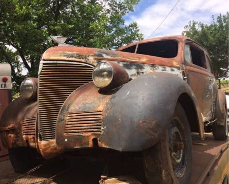 Cadillac Dealers In Michigan >> 1939 Chevrolet Humpback For Sale in Cadillac, Michigan | Old Car Online