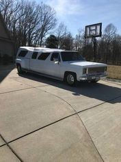 1974 Chevrolet Dually Limo