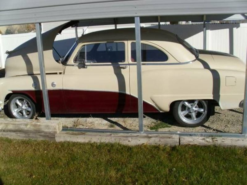 1952 Buick Coupe