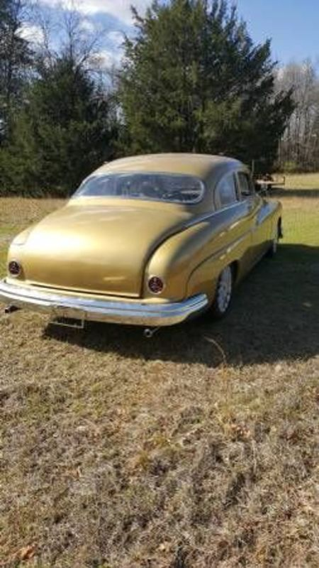 1949 Lincoln Coupe