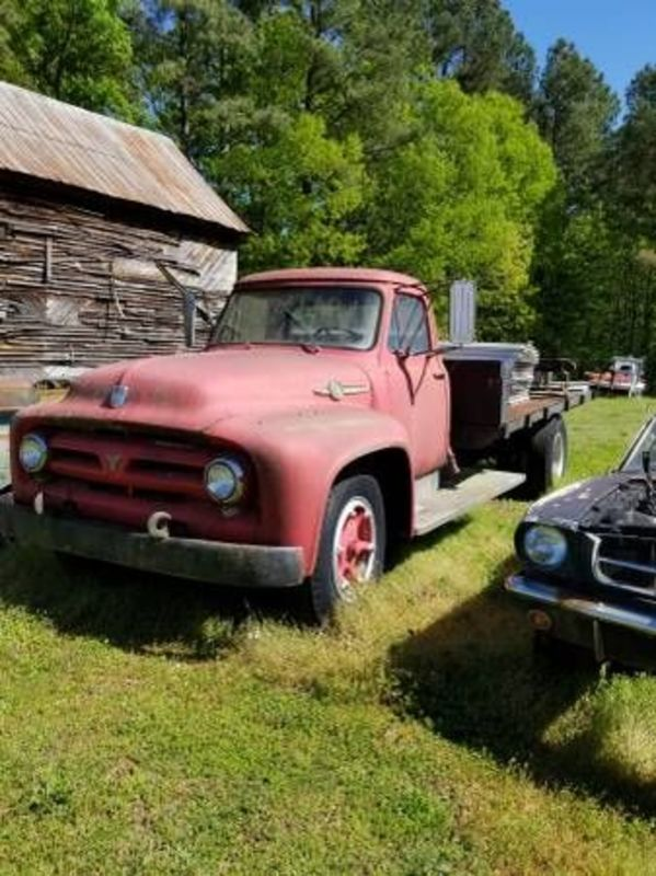 1953 ford flatbed for sale in cadillac michigan old car online 1947 Ford Flatbed Towing Trucks 1953 ford flatbed