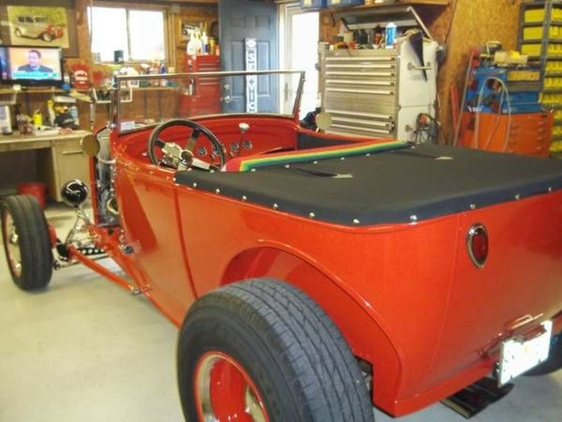 1930 Ford Roadster