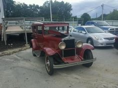 1929 Chevrolet Ac International