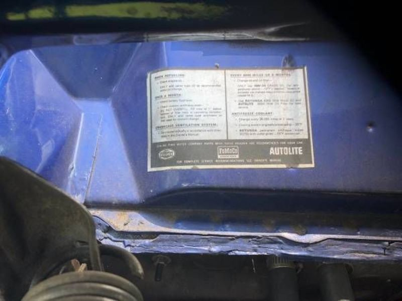 1968 Ford Falcon For Sale in Cadillac, Michigan | Old Car Online