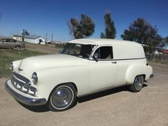 1949 Chevrolet Delivery