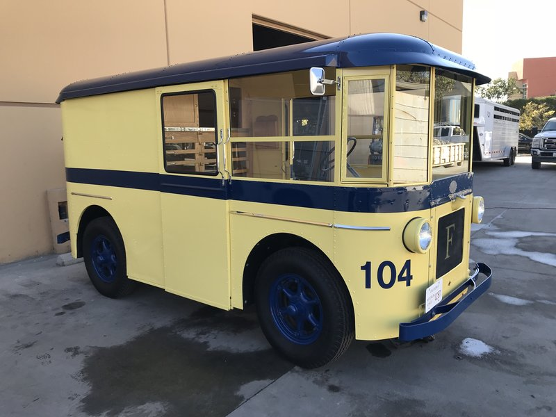 1935 Other Divco Twin Coach