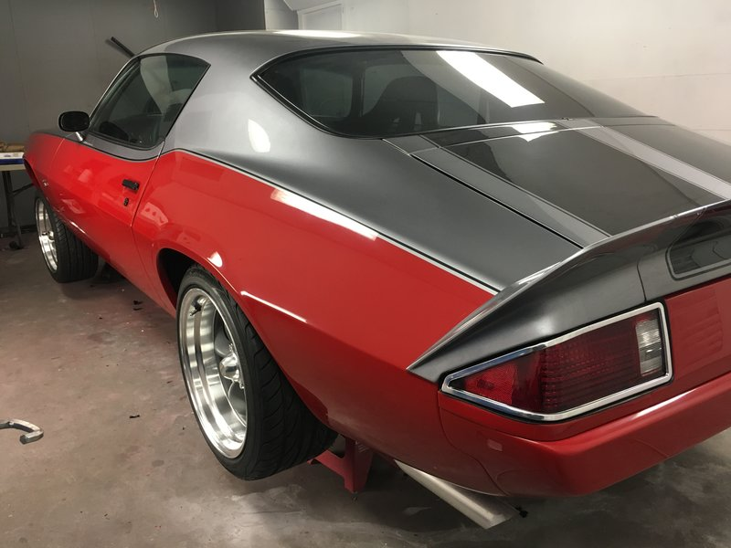 1974 Chevrolet Z28 Camaro For Sale In Deville Louisiana