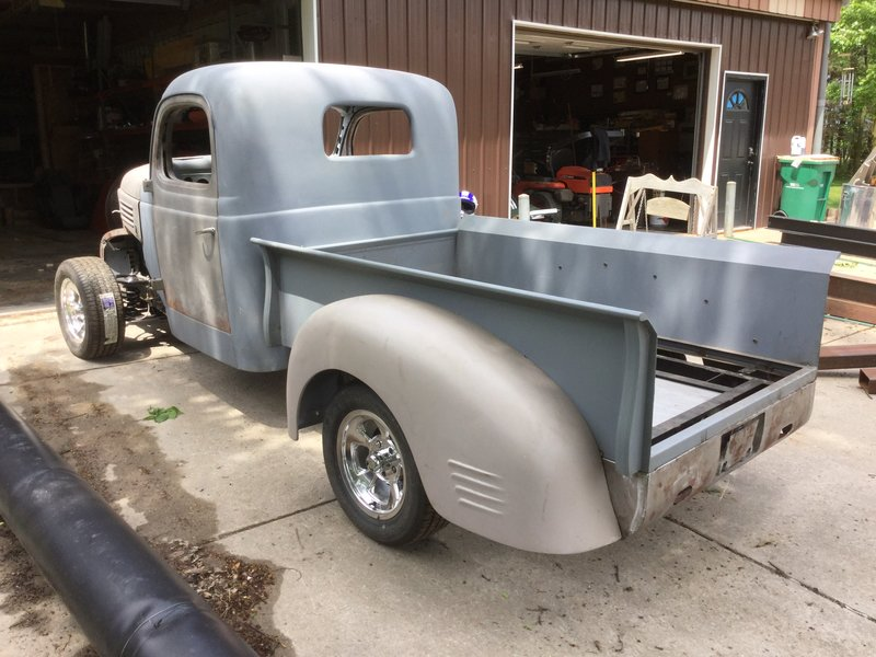 1940 Plymouth PT105