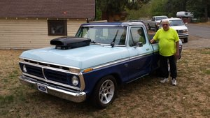 1976 Ford F-100 1/2 Ton