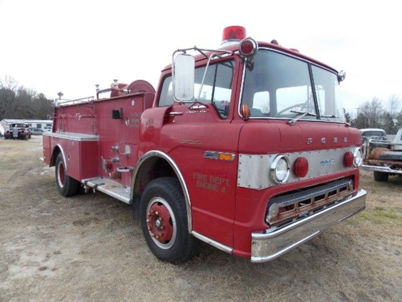 1972 Ford F900 For Sale in Cadillac, Michigan | Old Car Online