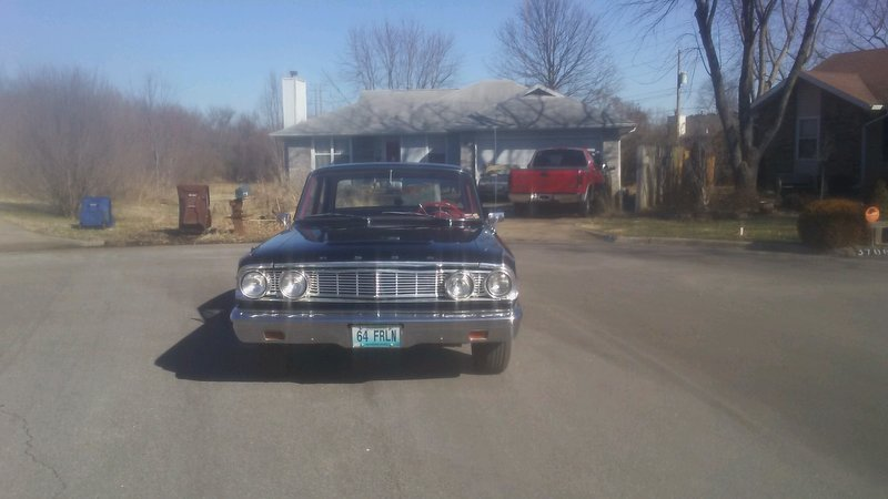 1964 Ford Fairlane 500 For Sale in Springfield, Missouri | Old Car