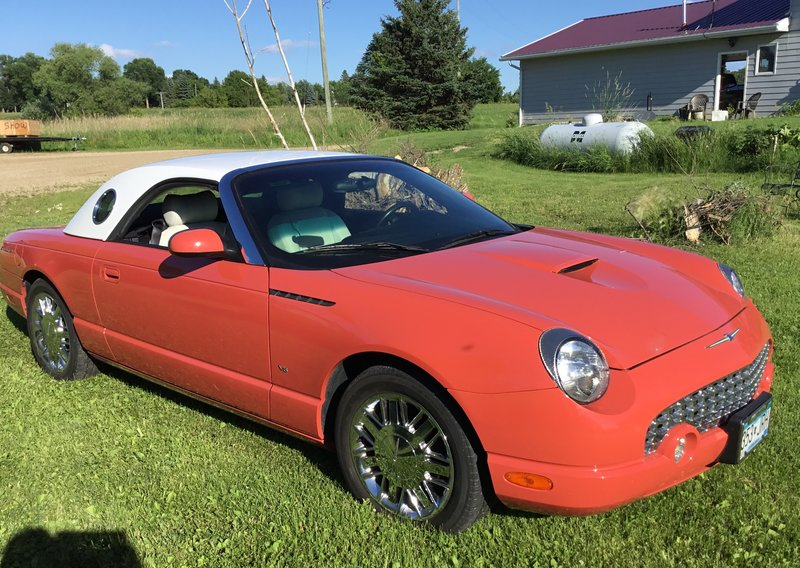 Ford Dealers Mn >> 2003 Ford Thunderbird - James Bond 007 Limited Edition For ...