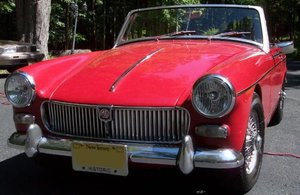 1964 MG Midget Mark II