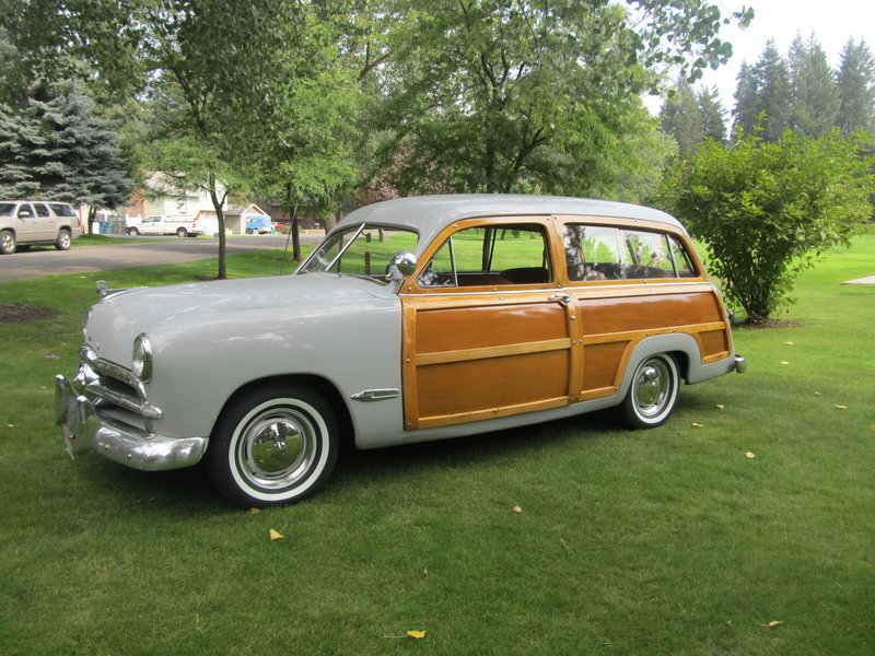 1949 Ford Woody Woodie
