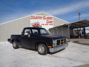 1982 Chevrolet C10 Shortbed StepSide
