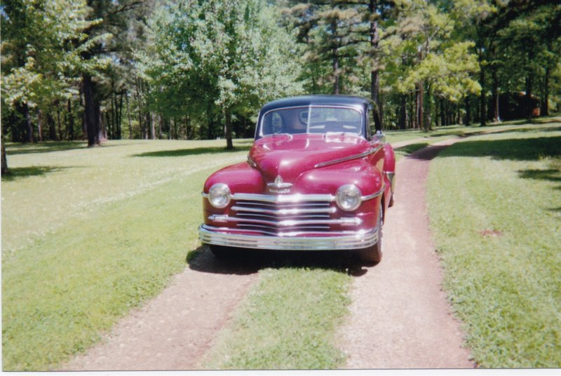 1948 Plymouth Special Deluxe Club Coupe