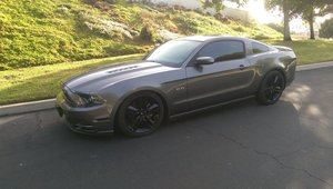 2013 Ford MUSTANG GT SUPERCHARGED