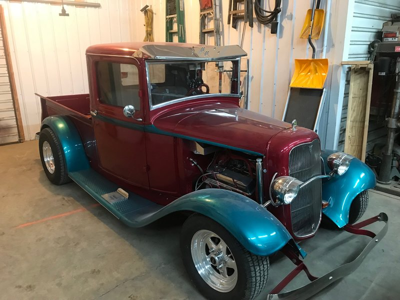 1934 Ford 1934 pick up