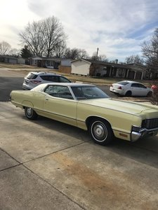 1971 Mercury Grand Marquis Brougham