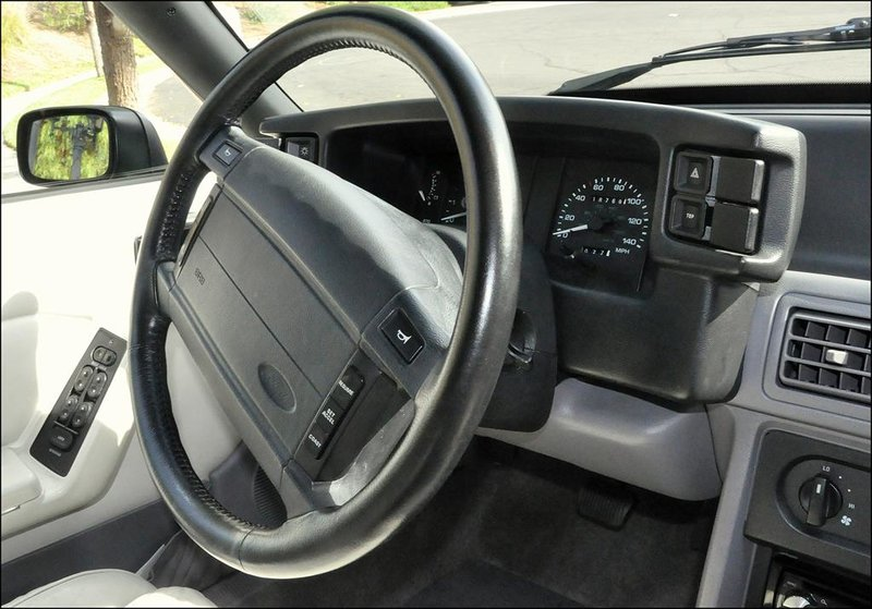 1993 Ford LX Mustang