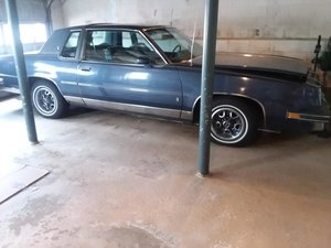 1984 Oldsmobile Brougham Cutlass Supreme