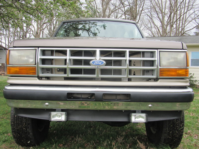 1990 Ford Bronco II