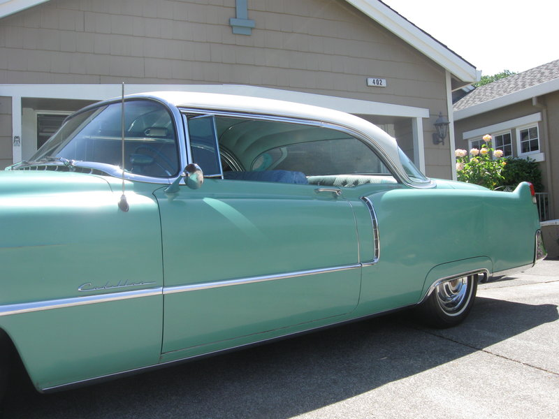 1955 Cadillac Series 62 Coupe DeVille