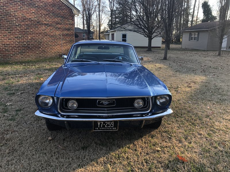 1968 Ford Ford Mustang