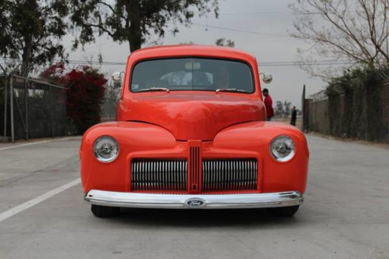 1942 Ford CUSTOM SEDAN DELIVERY