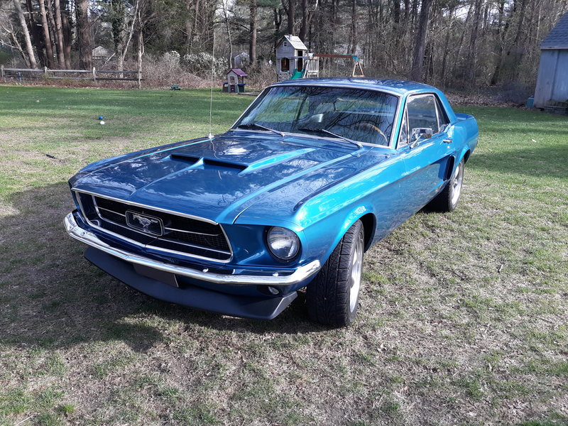 1967 Ford Mustang For Sale In Duxbury Massachusetts