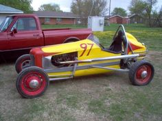 1937 Ford Sprint Car