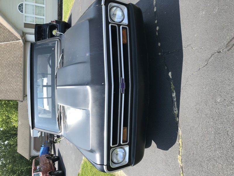 1968 Ford C10