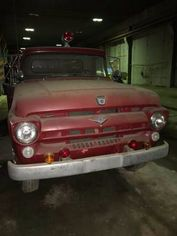 1957 Ford F600