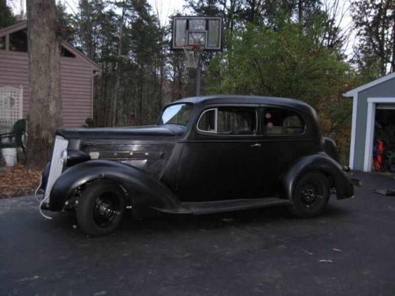 1937 Packard Coupe For Sale in Cadillac, Michigan   Old Car Online