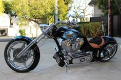 2008 Chopper Texas Ranger Tribute